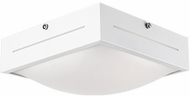 Kuzco FM11509-WH Modern White LED 9.4  Overhead Lighting Fixture