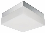 Kuzco FM3306-CH Modern Chrome LED 6  Ceiling Light