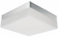 Kuzco FM3309-CH Modern Chrome LED 9  Ceiling Lighting Fixture