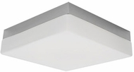 Kuzco FM3311-BN Contemporary Brushed Nickel LED 11  Ceiling Light Fixture