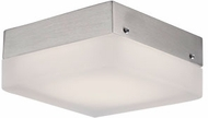 Kuzco FM3405-BN Contemporary Brushed Nickel LED 5.25  Flush Mount Lighting