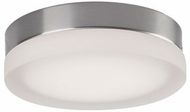 Kuzco FM3511-BN Bedford Modern Brushed Nickel LED 11  Overhead Light Fixture