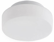 Kuzco FM3810-WH Modern White LED 10  Ceiling Light Fixture