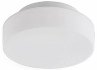 Kuzco FM3812-WH Contemporary White LED 11.5  Flush Lighting