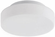 Kuzco FM3816-WH Modern White LED 16  Flush Mount Lighting