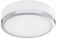 Kuzco FM6013-CH Modern Chrome LED 11.5  Overhead Light Fixture