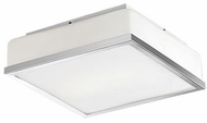 Kuzco FM6113-CH Modern Chrome LED 12.5  Ceiling Light Fixture