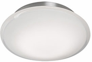 Kuzco FM7508-BN Brushed Nickel LED 7.75  Flush Lighting