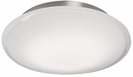 Kuzco FM7512-BN Brushed Nickel LED 12  Overhead Lighting