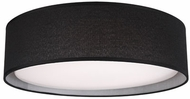 Kuzco FM7916-BK White LED 16  Home Ceiling Lighting