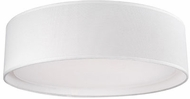 Kuzco FM7916-WH White LED 16  Overhead Light Fixture