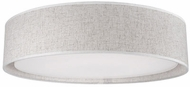 Kuzco FM7920-BG White LED 20  Overhead Lighting Fixture