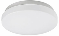 Kuzco FM9711-SV Silver LED 11  Flush Mount Light Fixture