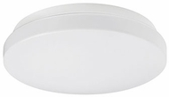 Kuzco FM9714-WH White LED 14  Flush Mount Ceiling Light Fixture