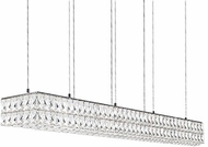 Kuzco LP78248 Solaris Chrome LED 48  Island Lighting