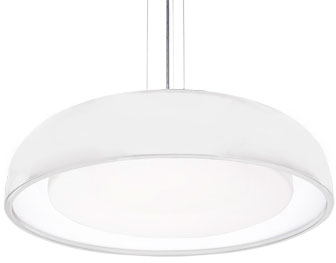 Kuzco pd13124 wh beacon contemporary white led 24 drop ceiling kuzco pd13124 wh beacon contemporary white led 24 drop ceiling light fixture kuz pd13124 wh aloadofball Images
