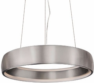 Kuzco PD22723-BN Halo Modern Brushed Nickel LED 23.25  Ceiling Pendant Light