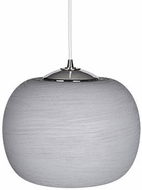 Kuzco PD7111-GY Contemporary Gray LED Drop Lighting Fixture