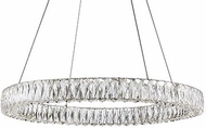 Kuzco PD7832 Solaris Chrome LED 31.5  Pendant Lighting Fixture