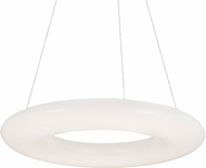 Kuzco PD80730 Cumulus Contemporary White LED 30  Drop Ceiling Lighting