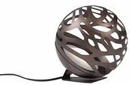 Kuzco TL2507-BZ Neptune Modern Bronze LED Accent Table Light