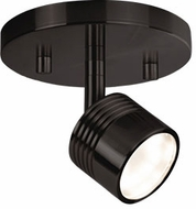 Kuzco TR10006-BZ Contemporary Bronze LED Ceiling Light Fixture
