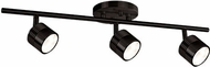 Kuzco TR10022-BZ Contemporary Bronze LED 3-Light Track Lighting