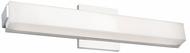 Kuzco VL47221-CH Latitude Contemporary Chrome LED 21  Bathroom Light Fixture