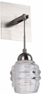 Kuzco WS52104-BN Honeycomb Brushed Nickel LED Wall Mounted Lamp