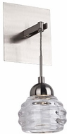 Kuzco WS54501-BN Nest Brushed Nickel LED Wall Light Sconce