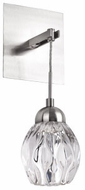 Kuzco WS56205-BN Tulip Modern Brushed Nickel LED Wall Lamp