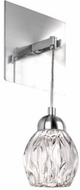 Kuzco WS56205-CH Tulip Contemporary Chrome LED Wall Lighting