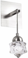Kuzco WS56305-BN Polaris Contemporary Brushed Nickel LED Light Sconce