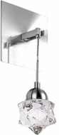 Kuzco WS56305-CH Polaris Modern Chrome LED Lighting Sconce
