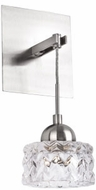Kuzco WS56405-BN Malt Modern Brushed Nickel LED Wall Sconce Lighting