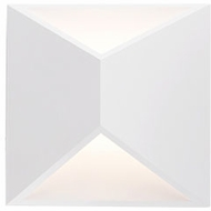 Kuzco WS60307-WH Modern White LED Wall Light Sconce