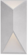 Kuzco WS60312-BN Contemporary Brushed Nickel LED Wall Sconce Light