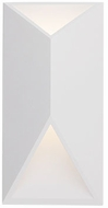 Kuzco WS60312-WH Contemporary White LED Wall Lamp