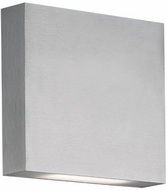 Kuzco WS6606-BN Mica Modern Brushed Nickel LED Lamp Sconce