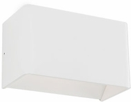 Kuzco WS7405-WH Modern White LED Wall Sconce Light