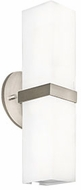 Kuzco WS8815-BN Bratto Modern Brushed Nickel LED Wall Sconce Lighting