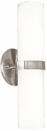 Kuzco WS9815-BN Milano Modern Brushed Nickel LED Wall Light Sconce