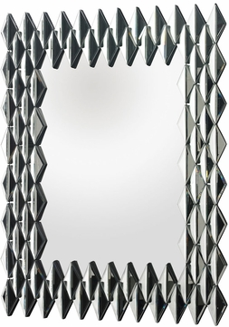 Lazy Susan 114187 Contemporary Clear Wall Mirror