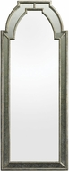 Lazy Susan 114188 Antique Silver Mirror, Clear Wall Mounted Mirror