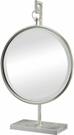 Lazy Susan 114191 Silver Leaf Silver Leaf Wall Mounted Mirror