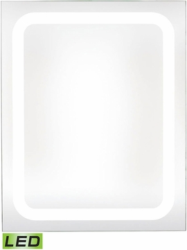 Lazy Susan 1179-001 Avant Modern Clear LED Mirror