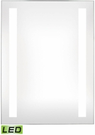 Lazy Susan 1179-005 Avant Modern Clear LED Wall Mirror
