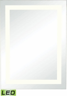 Lazy Susan 1179-008 Skorpios Modern Clear LED Mirror