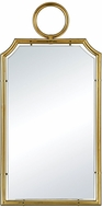 Lazy Susan 5184-017 Minos Gold Plate Mirror