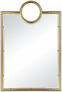 Lazy Susan 5184-018 Minos Gold Plate Wall Mirror